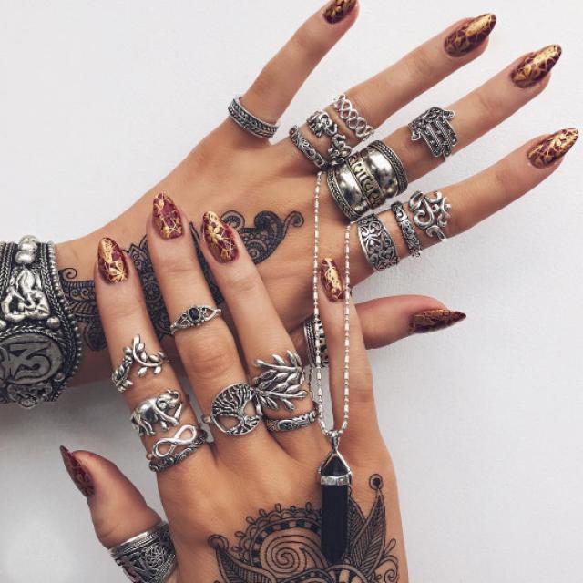 Rings #rings #indie #boho
