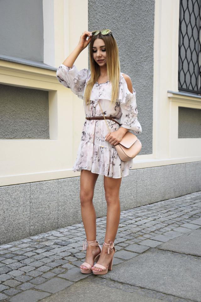 #floraldress #summer #style #polishgirl #blogger