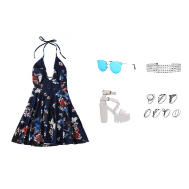 #summer #fun #cute #floral