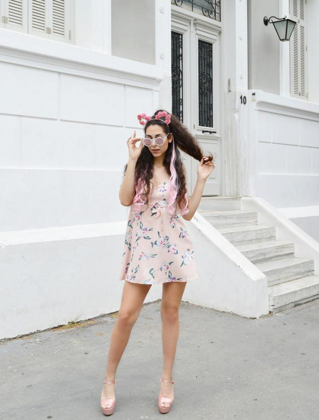 Today\'s Outfit Of The ZAFUL featured by Marina (Fashion Blogger from Greece).