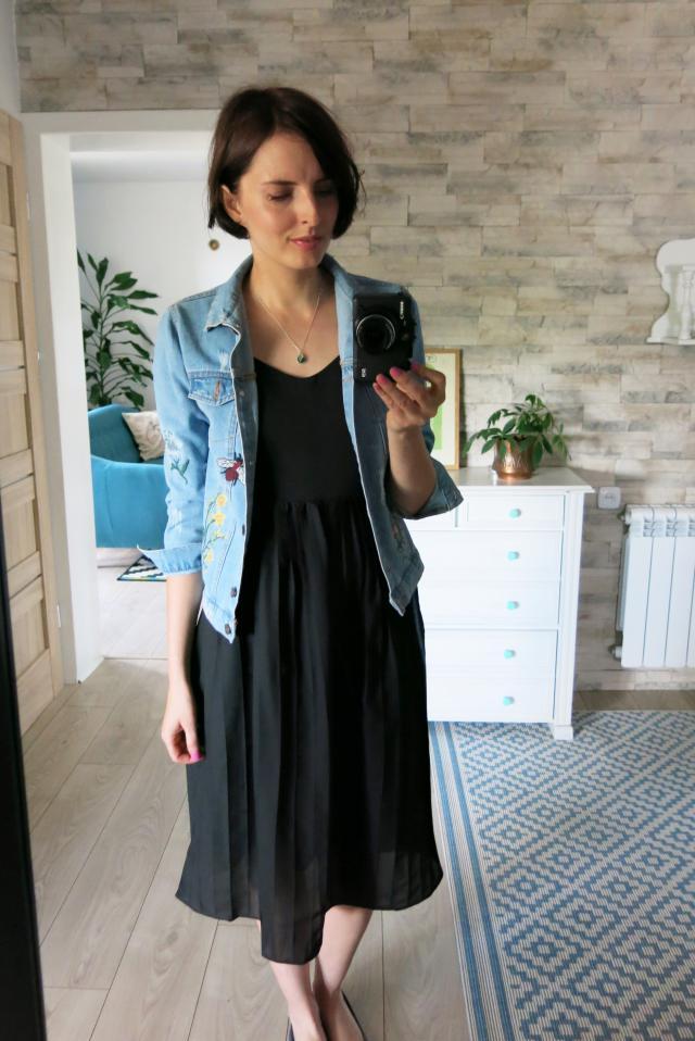 Black summer dress #summerdress #zaful
