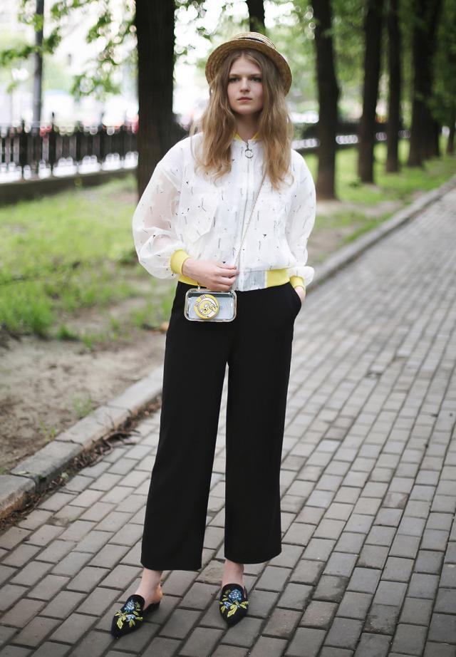 Today\'s Outfit Of The ZAFUL featured by Margarita Lemeshko (Fashion Blogger from Moscow).