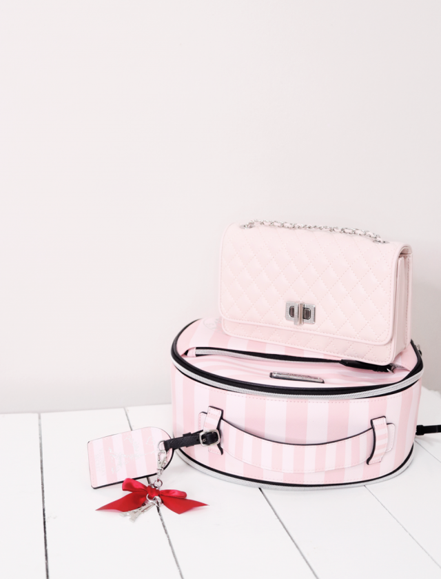 current nude pink bags <3