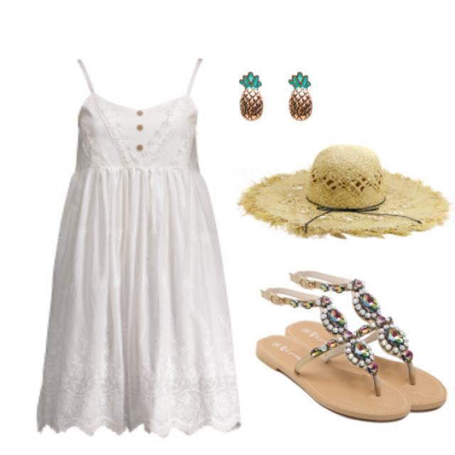 #fahion #summer #summerfash #daily #zafulgirl #chic #girly #casual