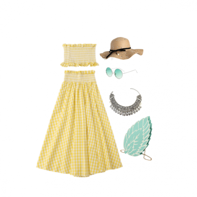 #flatlay #dressforidol #gotolook #embroidery #floralprint #embroidery #ootd