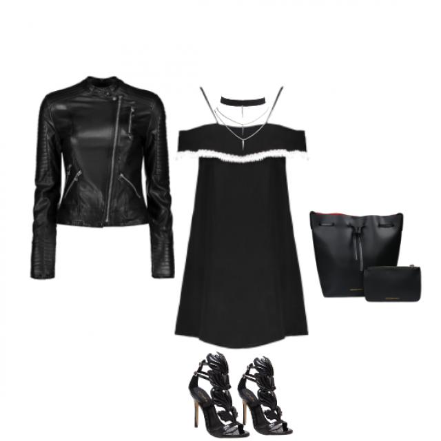- Women who wears Black live a Colorful lives-  Little black dress