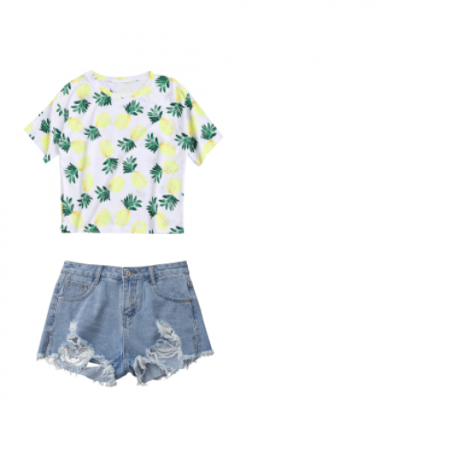 beautifull outfit for summer