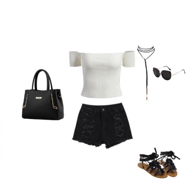 #casual#summer#stylish