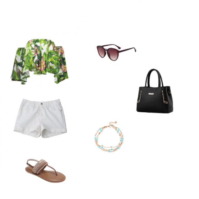 A outfit summer!