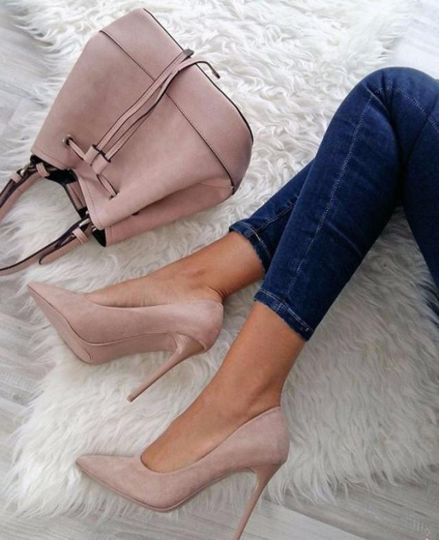 Pink is my Signature Color...