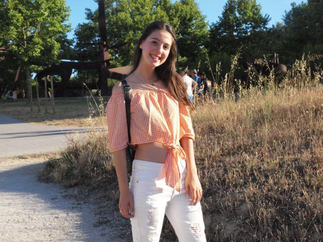 More on: www.catmorais.com #denimlove #backpack #summer #gotolook #blog #blogger #fashionblog #fashionblogger