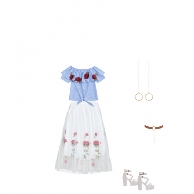 Flowery, summer/spring