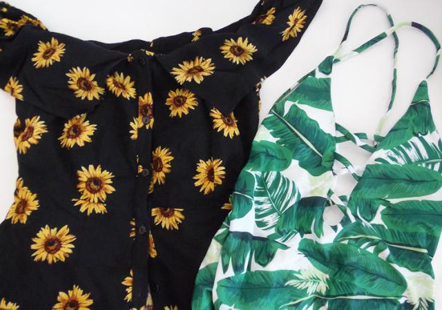 #floralprint #thongbikini #summer #zafulfavorite  new in!