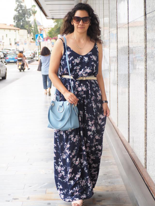 Love my new #floralprint #dress