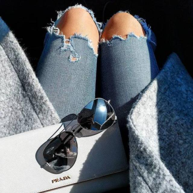 jeans#sunglasses#street#outfits#women#fashion