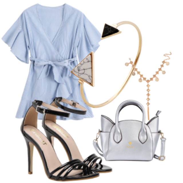 #sandals#bag#dress#jewelry