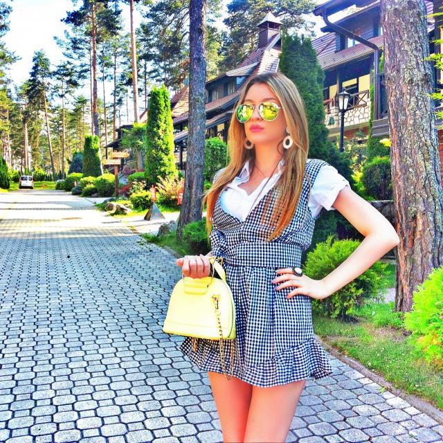 IG: tijamomcilovic    Blog: http://itsmetijana.blogspot.rs/ #zaful romper and bag , #style #fashion #ootd