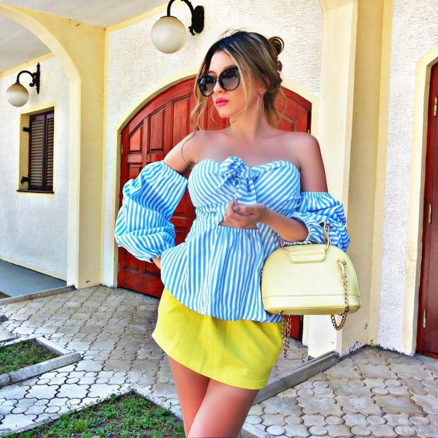 New post http://itsmetijana.blogspot.rs/2017/07/zlatibor-my-favourite-blouse.html IG: tijamomcilovic #zaful #style