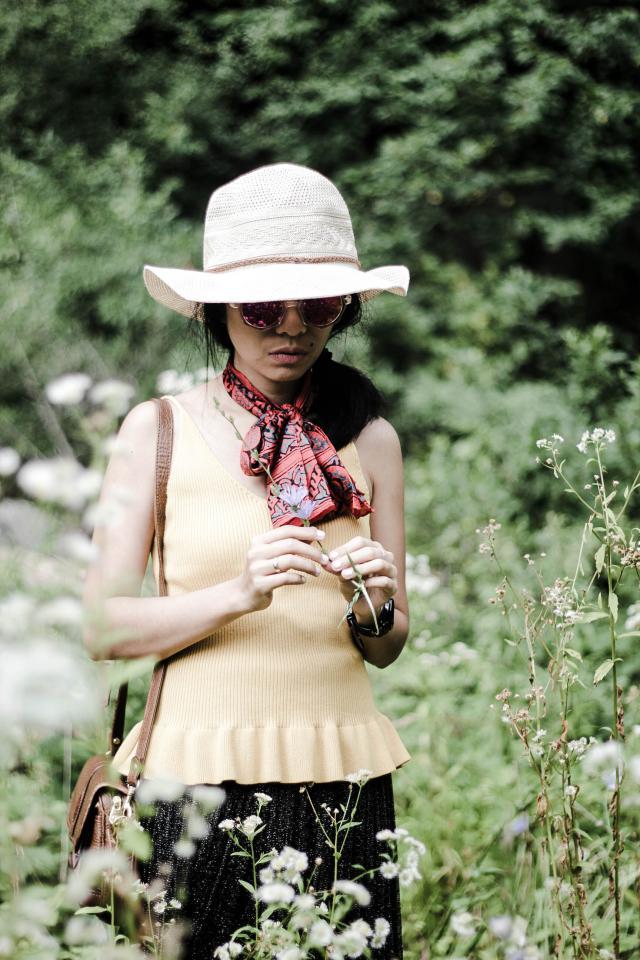 www.theshoenazi.com #dressforidol #4thofjuly #gotolook #shoeslover #julyblue #summertrip #partydress #flatlay