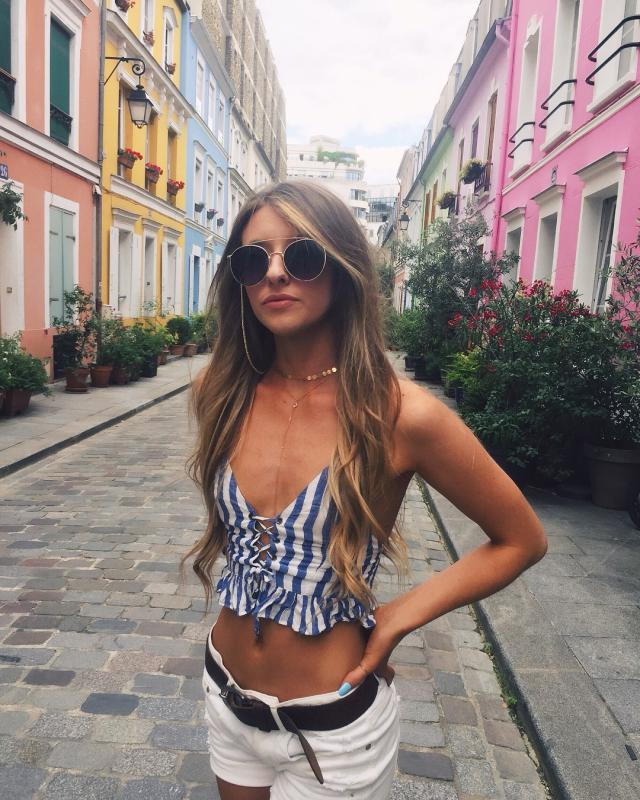 #summertrip to Paris, with my favorite zaful sunglasses