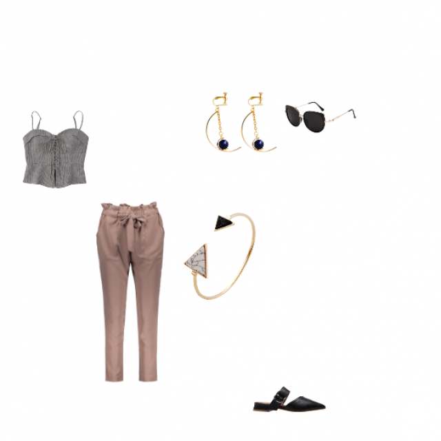 Currently dying for beige! these pants oh my! #want