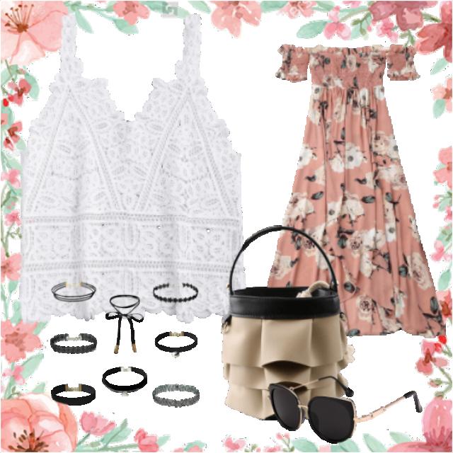 #dress #hust #bag