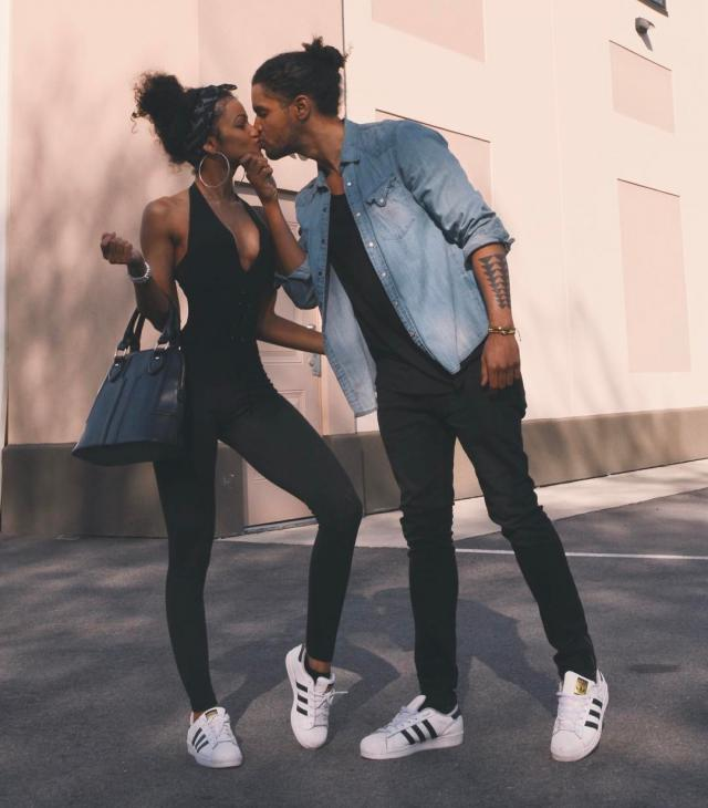 Romatic..so damn romantic. I want her jumpsuit tho! #summerwithzaful