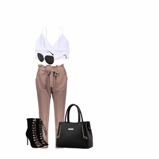 Casual smart look for everyday wear can easily dress it up or down