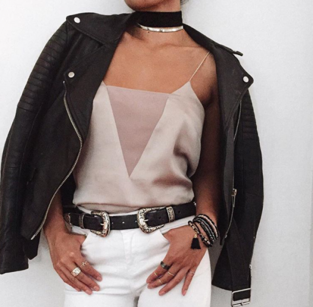 I love this beautiful leather jacket #jacket #leatherjacket #instagram #tumblr