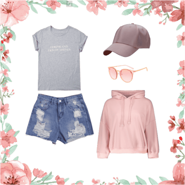 Sporty, casual, and sensual !!! All in one outfit !! Get yours NOW!❤️❤️