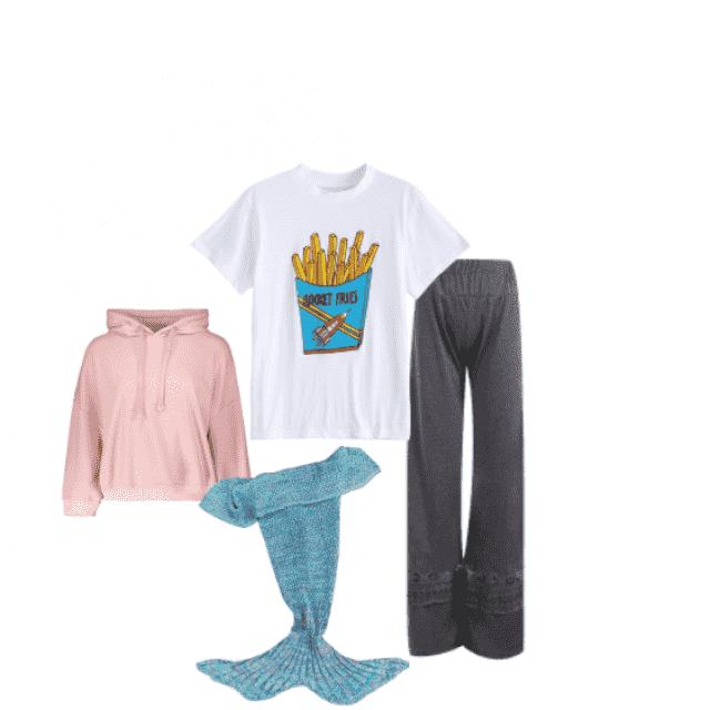 #comfy #hoodie #pyjamas #pajamas #mermaid #mermaidblanket #sleepy #bedtime