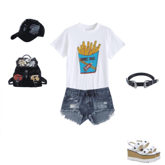 #denimlover #summerlook