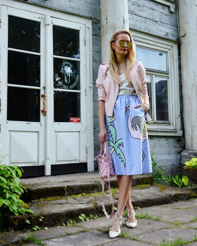 Today\'s Outfit Of The ZAFUL featured by Madara Lieciniece (Fashion Blogger from Latvia).