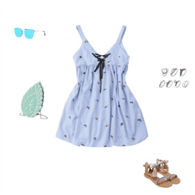 #summerlook #dresslover