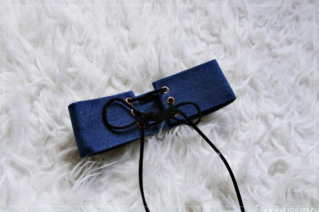 #levogues #adrienne #choker #necklace #jeans