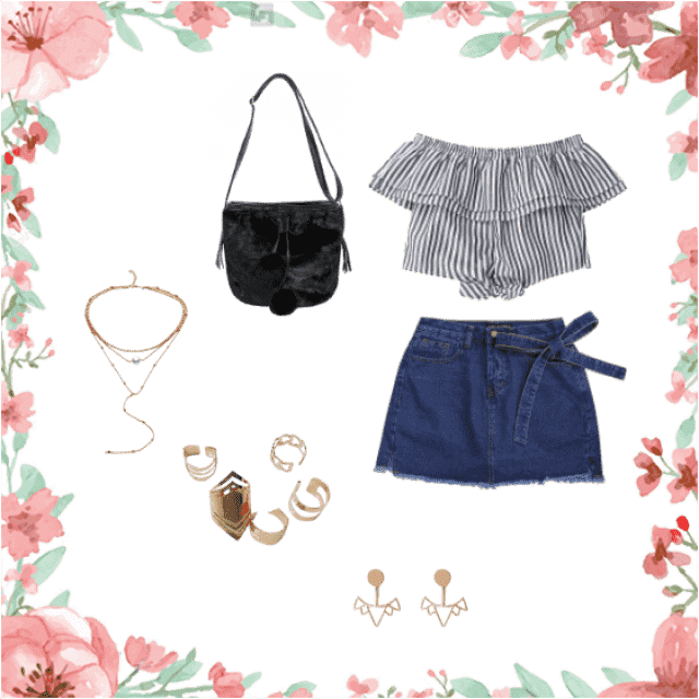 for the warmer spring days