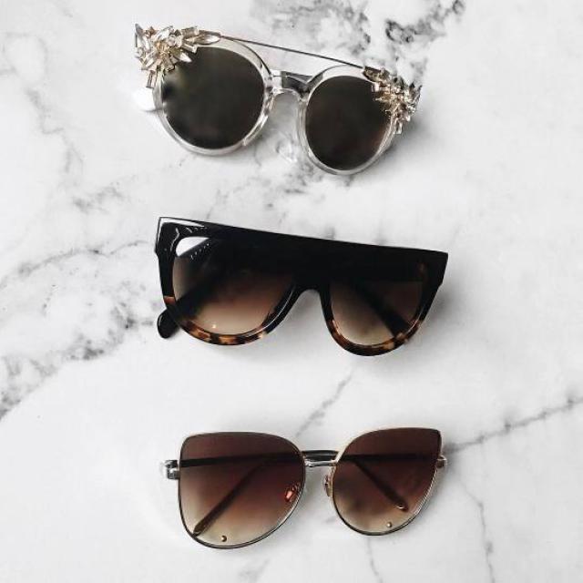 beautiful sunglasses