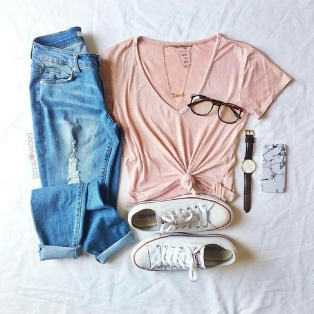 My fav casual outfit, would you dress like this?