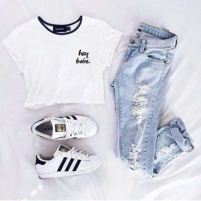 Do you like this tumblr outfit?