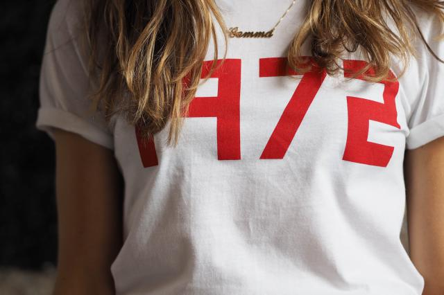 1972 Zaful tee. Do you like it?