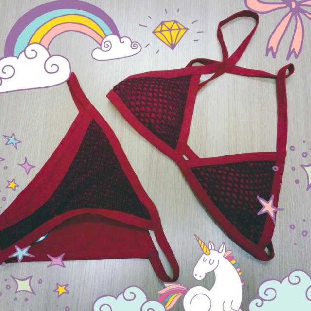 You know what, this is the most sexy bikini I have ever seen. It fits me well,  for those who gonna buy this, just check