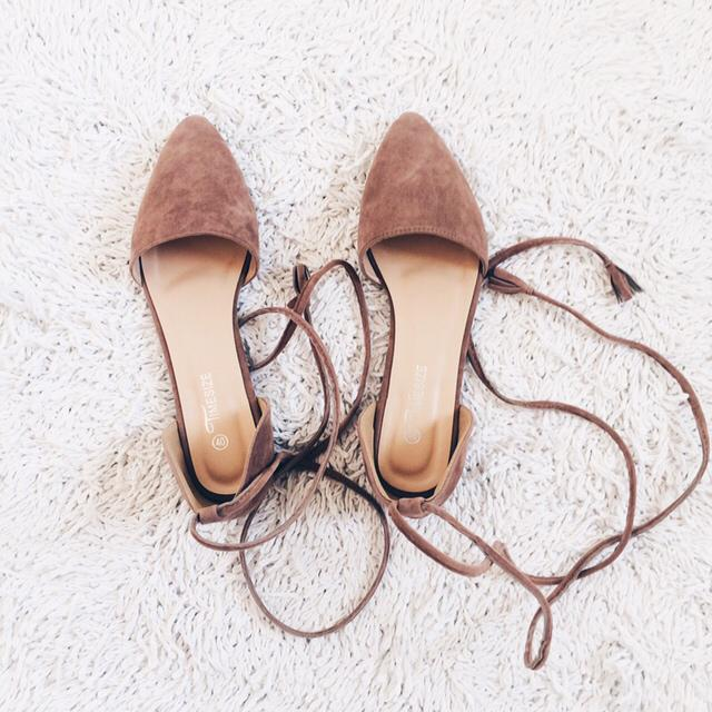 The most beautiful flats! Soo chick and comfy✨