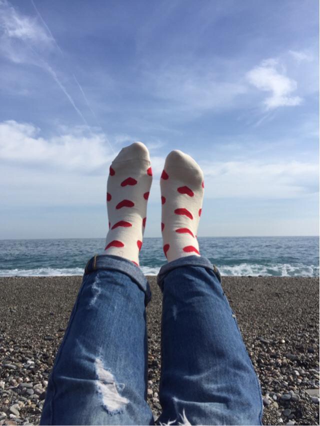 Happy socks ❤