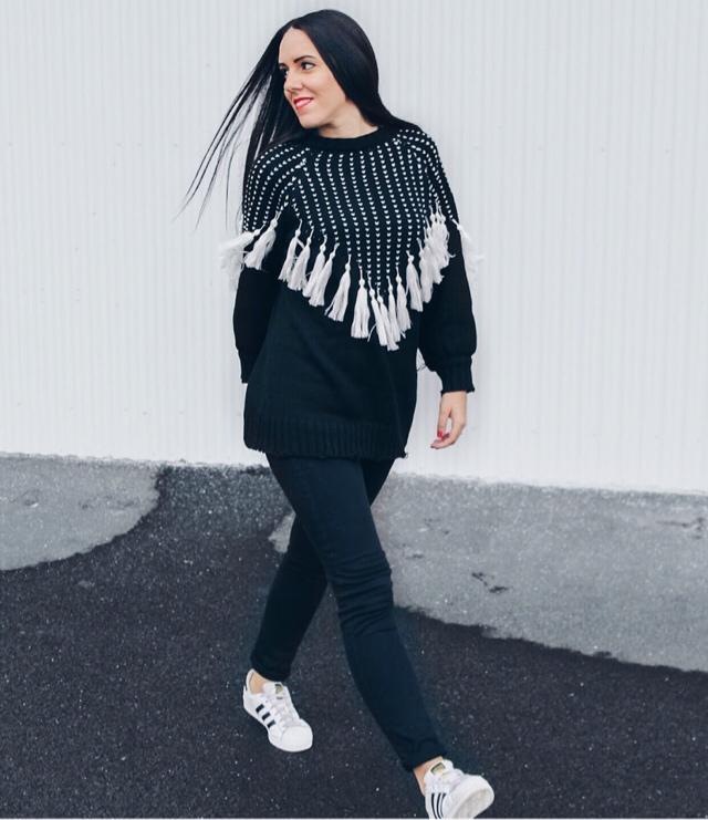 You can see my New #blogpost with this sweater on
