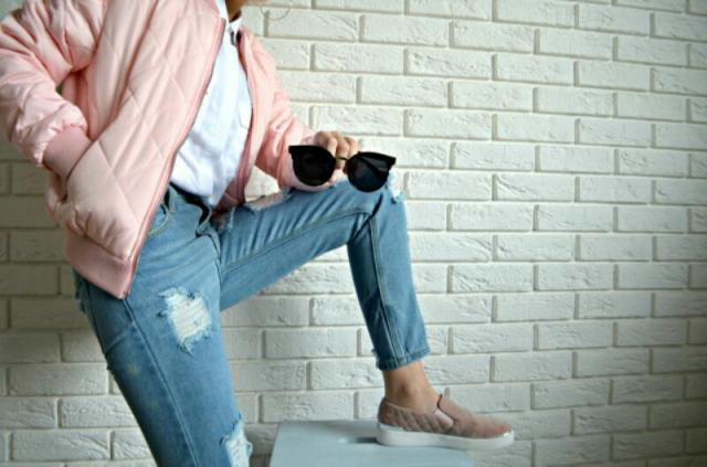 love my new jeans!! #jeans #zme  modaidekoracje.blogspot.com