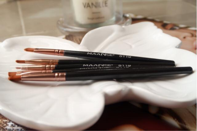 New Brushes #zaful #zafulgirl #girl #brushes #tools #zafulhits #despertar #fashion #beauty #