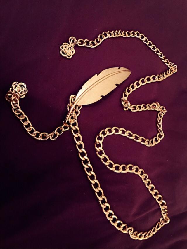 Nice waist chain