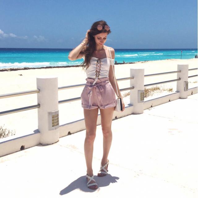 Cancun ootd