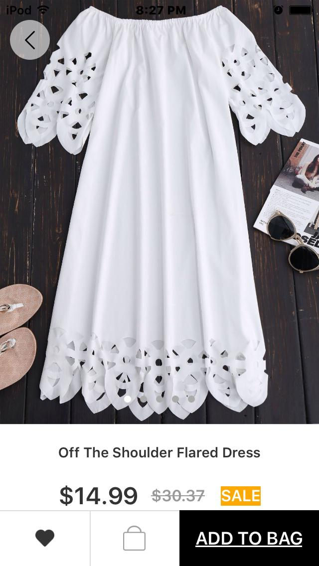 This is soooooo cute that is what I'm a wear to the school dance Friday