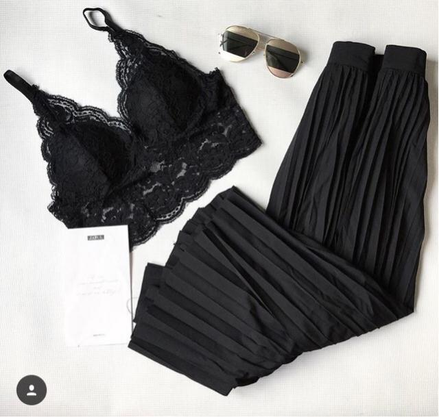 You'll never go wrong with black.